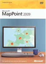 Microsoft MapPoint 2009