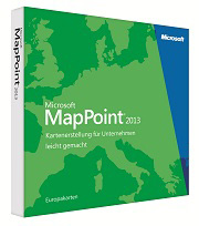 Microsoft MapPoint 2013