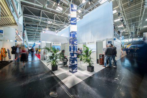 bauma1 Messestand Fa. Matusch GmbH